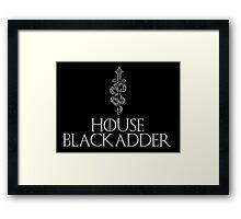 House Blackadder Framed Print