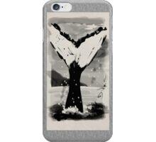Zen Whale iPhone Case/Skin