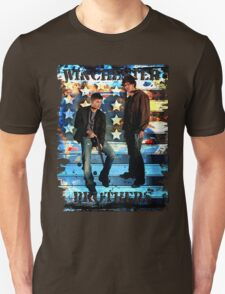 Sam & Dean Winchester - on the Road Unisex T-Shirt