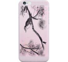 Zen Birdie iPhone Case/Skin