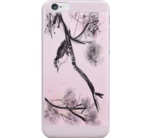 Zen Birdie iPhone Case/Skin