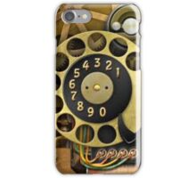 one ringy dingy... two ringy dingys.... iPhone Case/Skin