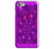 Purple hearts spiral Iphone case iPhone Case/Skin