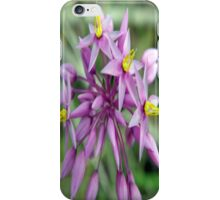 Purple Tassels iPhone Case/Skin