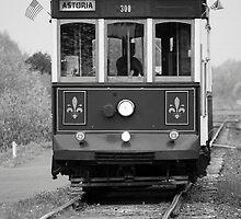 Astoria Trolley Mono by Leon Heyns