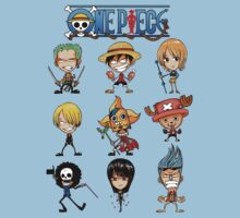 One Piece SD by Mr.A Li