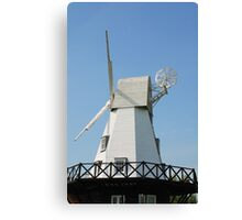 Rye Windmill, East Sussex Canvas Print