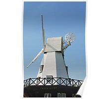Rye Windmill, East Sussex Poster