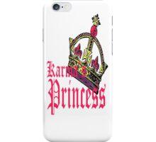 karmas princess IPHONE CASE iPhone Case/Skin