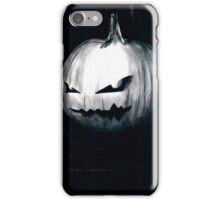 Keeping Up With Halloween iPhone Case/Skin