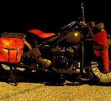 The Indian Scout by ArtbyDigman