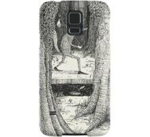 Through The Forest Samsung Galaxy Case/Skin