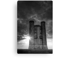 Broadway Tower Canvas Print