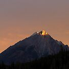 Sunrise in Kananaskis, Alberta, Canada by Philippe Widling