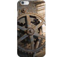 Rusty Gears iPhone Case/Skin