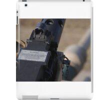 M2 Browning .50 Cal iPad Case/Skin