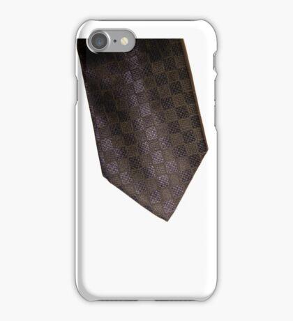 Black Tie iPhone Case/Skin