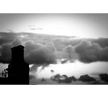 Rooftop Photographic Print