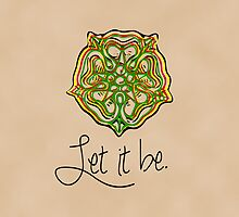 Let it be by Taylor Florence