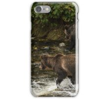 Grizzly Bears, Knight Inlet iPhone Case/Skin