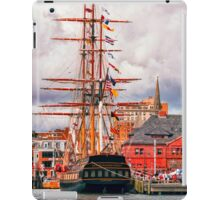 Old New England iPad Case/Skin