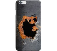 Black Hole iPhone Case/Skin