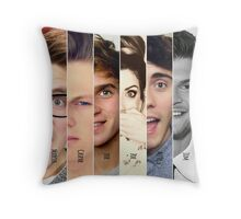 British YouTubers Throw Pillow