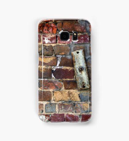 Old Brick Samsung Galaxy Case/Skin
