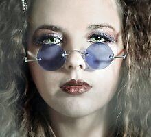 Model-Alisa II by deahna