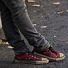 New Shoes by Oli Johnson