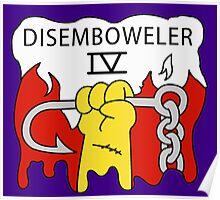 Disemboweler IV Poster