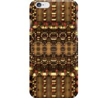 Betwixt and Between the Golden Bulb iPhone Case/Skin