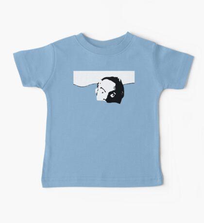 Swimming/Spalding Baby Tee