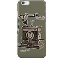 Retrotelefon iPhone Case/Skin