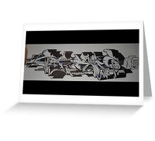 Reone wildstyle Greeting Card