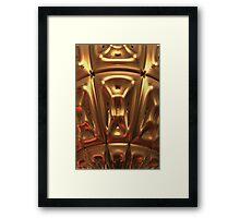 Goldsmith Framed Print