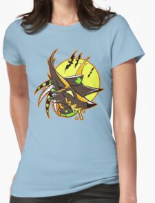 NEGAWEEN Womens Fitted T-Shirt