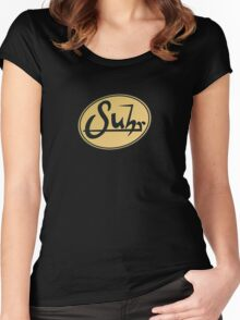Suhr Amp Women's Fitted Scoop T-Shirt