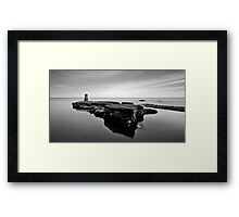 Souter Rangefinder Long Exposure Framed Print