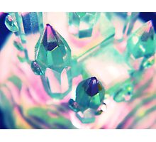 Crystal Castle Photographic Print