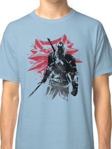 The Witcher sumi-e Classic T-Shirt