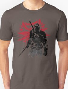 The Witcher sumi-e Unisex T-Shirt