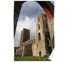 Wymondham Abbey. Norfolk Poster