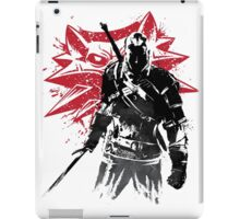 The Witcher sumi-e iPad Case/Skin
