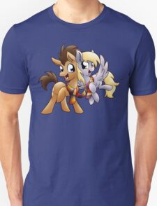 Derpy & Doctor Whooves T-Shirt