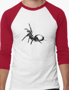 Sydney Funnel Web Spider Men's Baseball ¾ T-Shirt