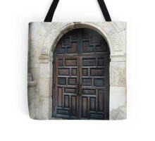 Door of the Alamo Tote Bag
