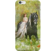 Riding With The Romany iPhone Case iPhone Case/Skin