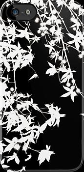 white on black by Ingz