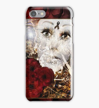 Waiting for the Worms iPhone Case/Skin